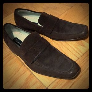 Kenneth Cole Brown Loafers